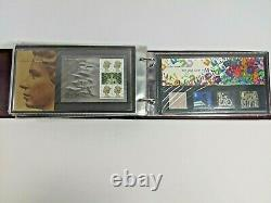 Stanley Gibbons Royal Mail First Day Covers Mint Stamps In Presentation Album