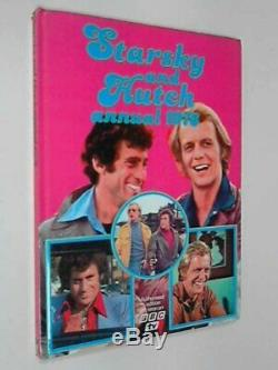 Starsky and Hutch Annual 1978 by Various Book The Cheap Fast Free Post