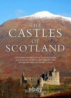 The Castles of Scotland by Martin Coventry Book The Cheap Fast Free Post
