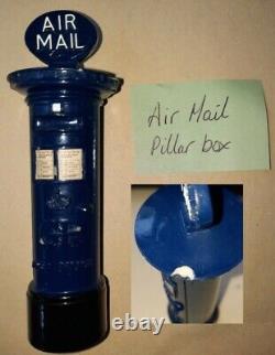 The Great British Pillar Box Collection Post Boxes 13 Models RARE (O171)