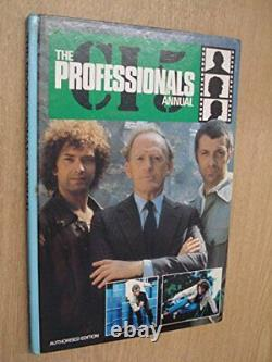 The Professionals Annual by Anonymous Book The Cheap Fast Free Post