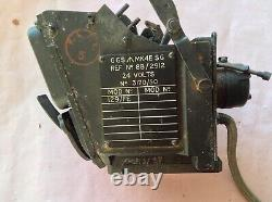 WW2 & post war Gyro Gunsight GGS MK 4E SG Late Spitfires and early jets